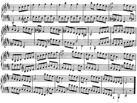 [Dušan Holý] Rameau: La Joyeuse (Rondeau) for Piano