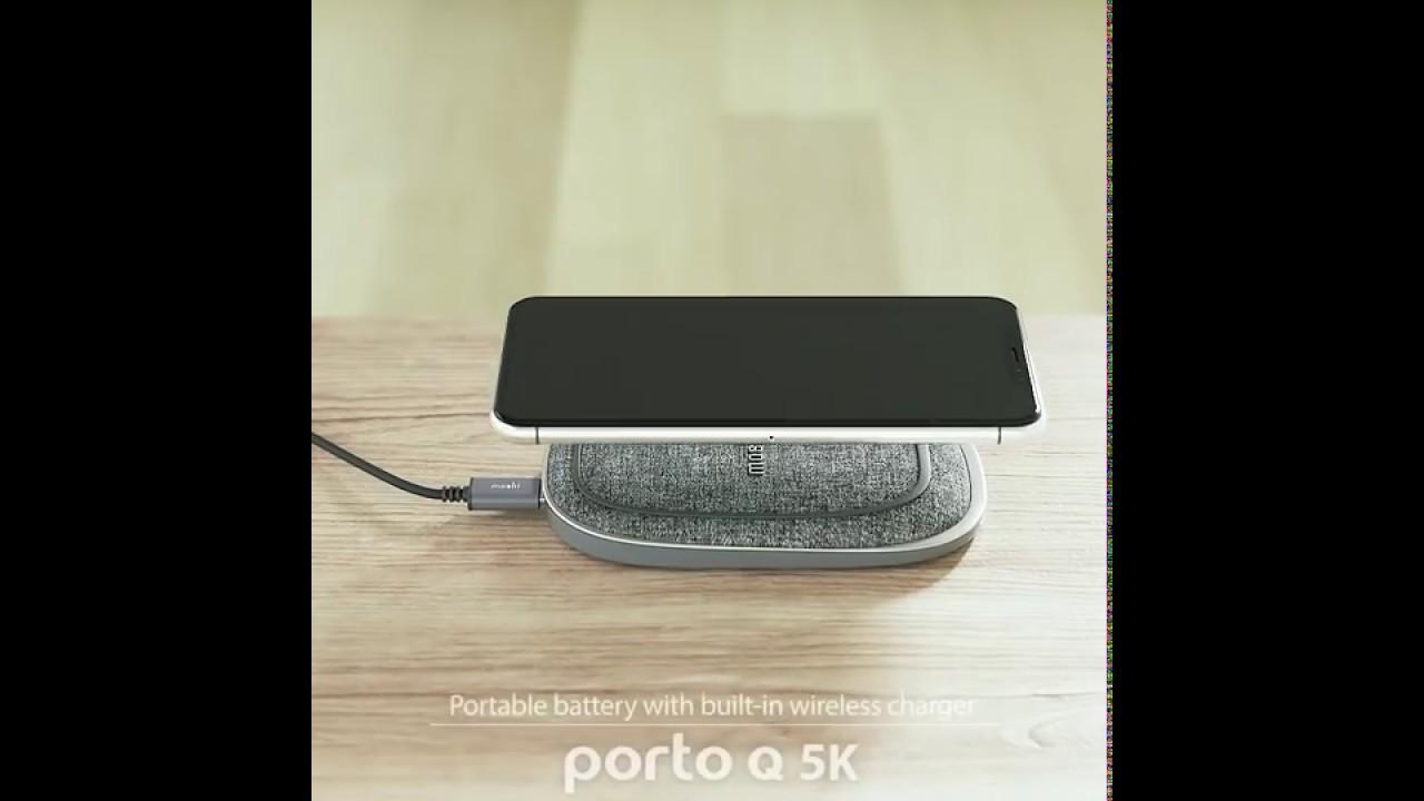 Moshi 99MO084216 Caricabatterie per dispositivi mobili Alluminio