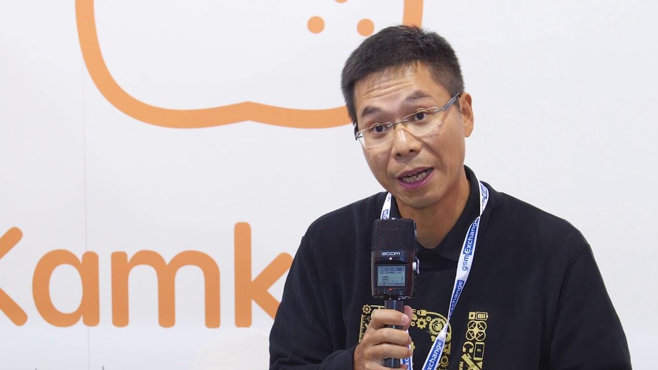 Kamkwat Managing Director talk about CeBit 2018