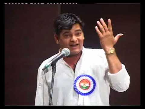 Kavi Buddhi Prakash Dadhich......Shri Ashok Chakradhar के संचालन में मनमोहक प्रस्तुति