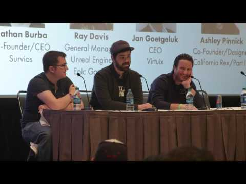 VRLA Winter Expo: Active VR: Enabling First-Person Shooters and Exploration in VR