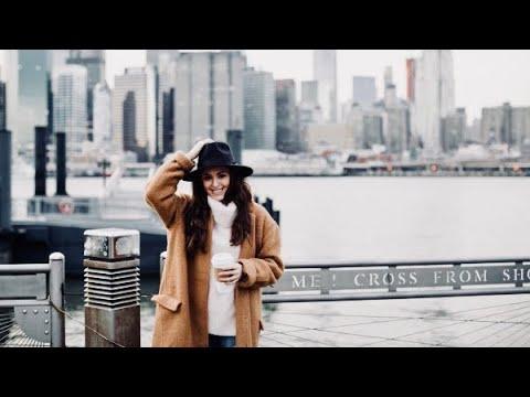 NEW YORK CITY 2018: THE RAINY BRIDGE! [4K]