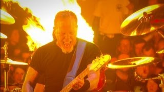 Metallica - Damage, Inc. (Live) [Quebec Magnetic]