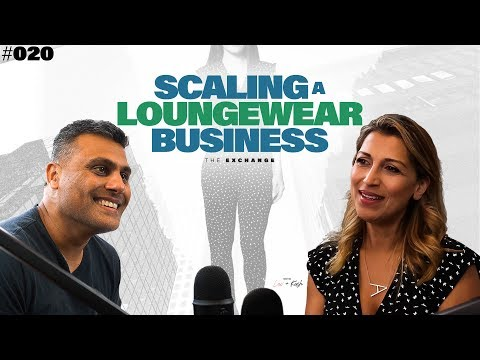 Growing A Loungewear Business (with Lav & Kush Loungewear) // The Exchange #020