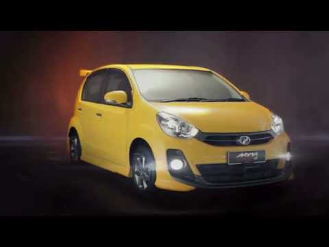 NEW MYVI INFO - 1.3cc and 1.5cc TwinCam 16 Valve (Both)