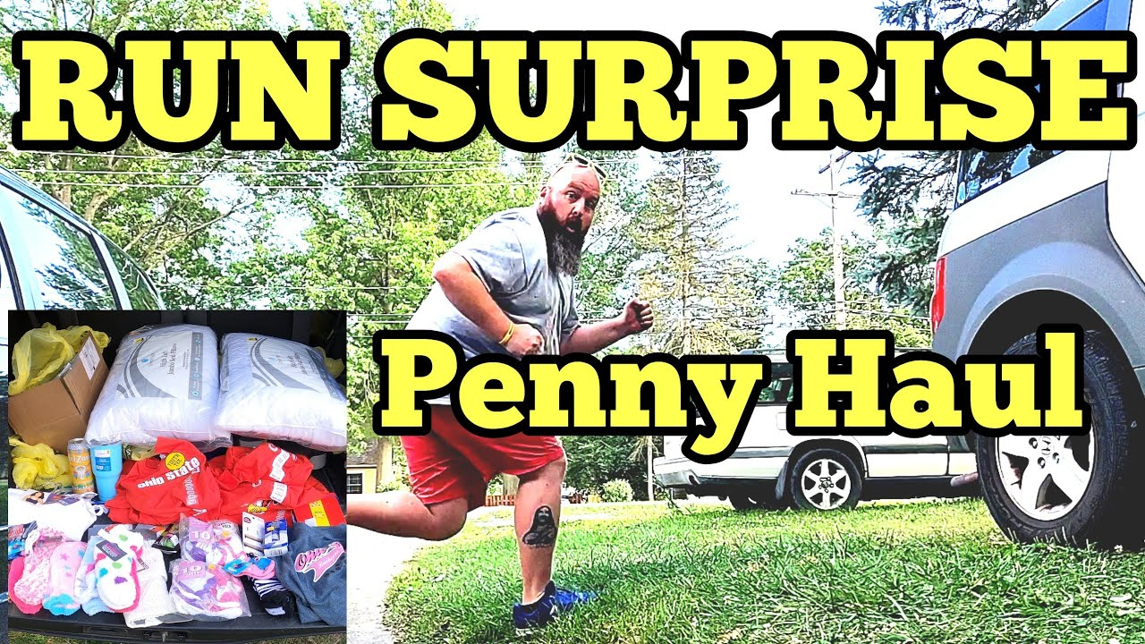 RUN Dollar General Surprise Penny Candy | My Awesome Haul