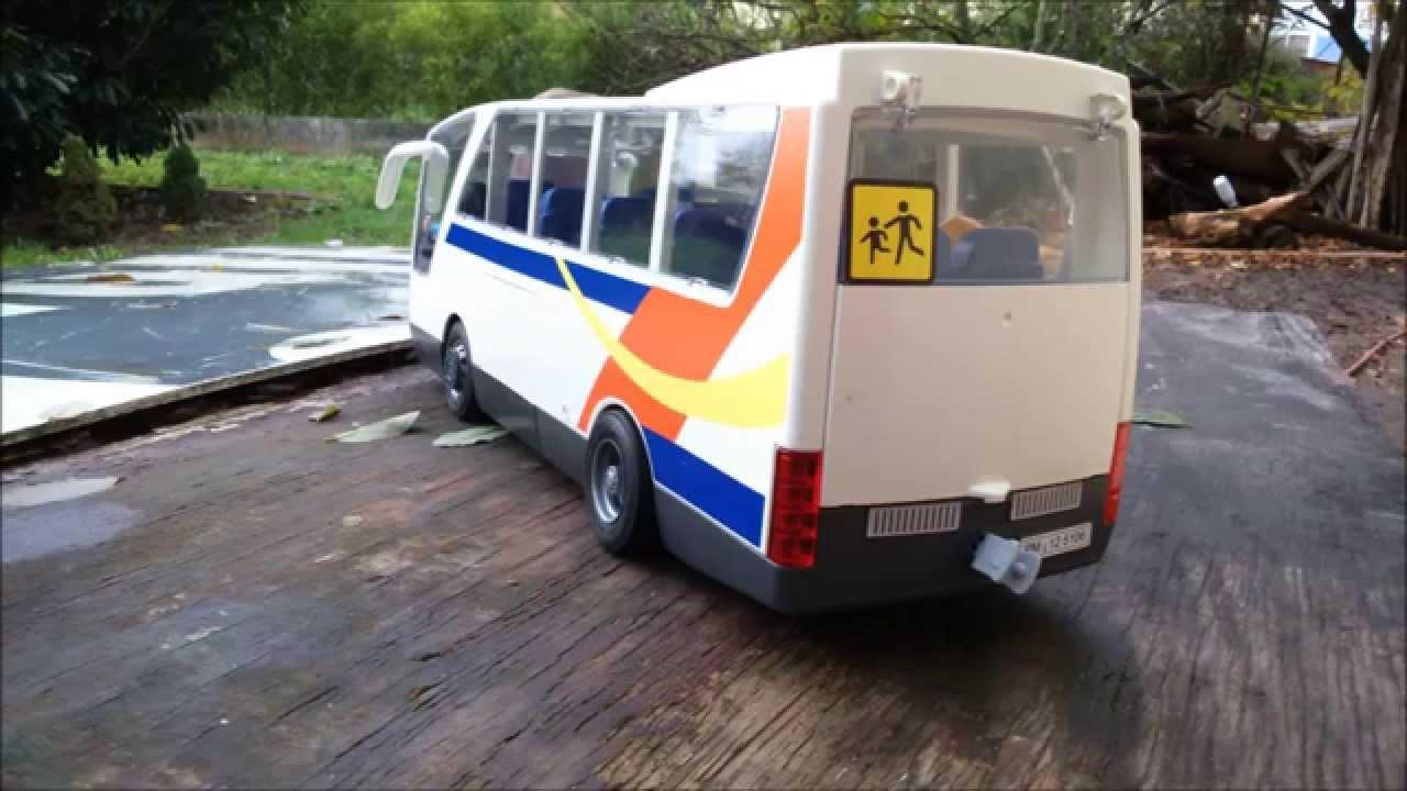 Autocar playmobil amelior youtube - Autocar playmobil ...