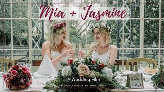 [Same Sex Marriage 2018] Mia and Jasmine   Melbourne Overnewton Castle