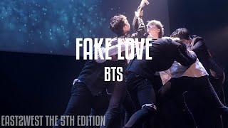 [EAST2WEST5] BTS (방탄소년단) - FAKE LOVE Dance Cover
