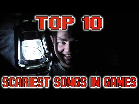 Top 10 Scariest Songs In Video Games - Square Eyed Jak