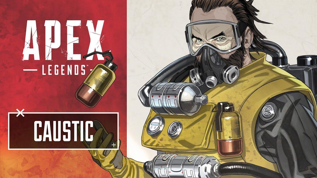 Download Meet Caustic – Apex Legends Character Trailer