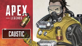 Meet Caustic – Apex Legends Character Trailer