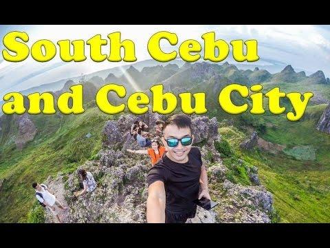 Exploring Cebu Island in Four Days (South Cebu and Cebu City, Philippines) [GoPro Hero4 Black]