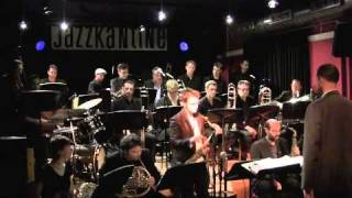 Zurich Jazz Orchestra plays: The Cuban Fire Suite - 1. Fuego Cubano