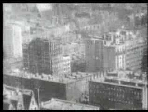 Historic View of New York City from the Times Building- 1905