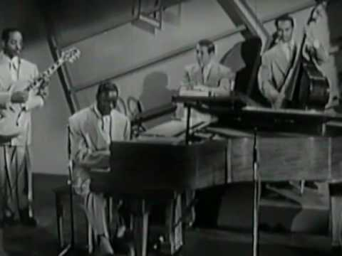 "Nat King COLE & His Trio "" Route 66 "" !!!"