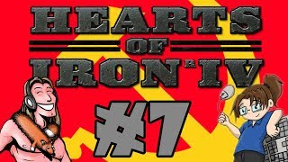 Hearts of Iron IV - Communist Party...with Briarstone! - Part 7