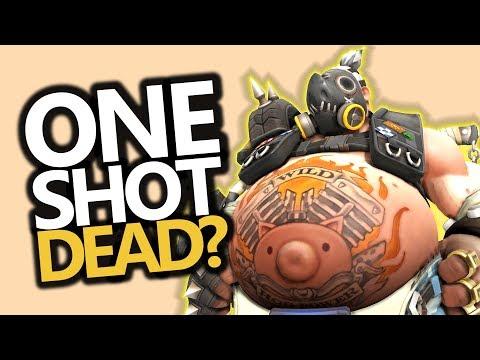 Who Can Roadhog Still One Shot? (Overwatch)