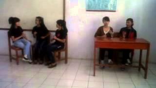 """kabaret """"ANAK DURHAKA"""" queens sains class"""