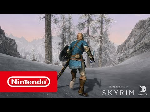 Game review: Skyrim on Switch is role-playing on the go