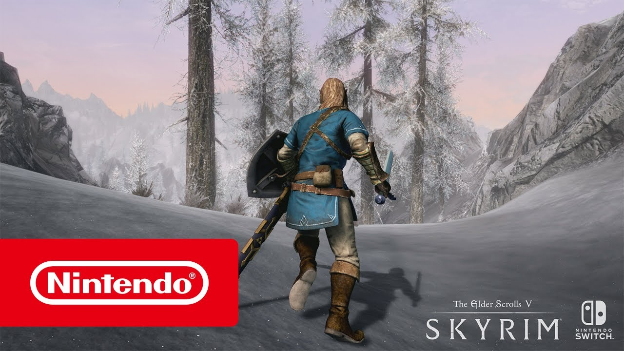 The Elder Scrolls V: Skyrim® | Nintendo Switch | Games | Nintendo