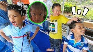 พาลูกเที่ยว เล่นเรือบั้ม ที่ ไร่ทองสมบูรณ์คลับ@เขาใหญ่ Thongsomboon Club