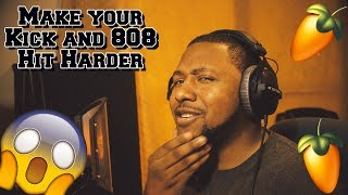 Gambar cover How to make Kick and 808 Hit Harder in FL Studio 20 With Stock Plugins!!!