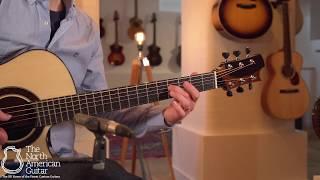 Kostal OM Cutaway Acoustic Guitar Played By Stuart Ryan (Part One)