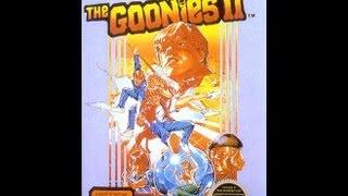 The Goonies II Video Walkthrough