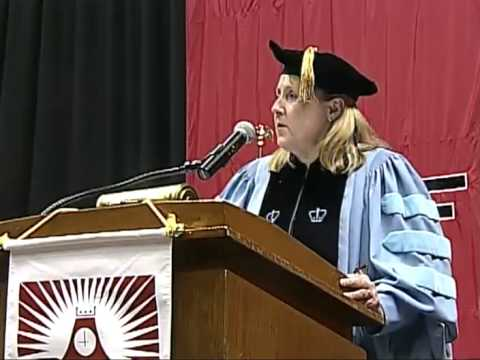 Cal U Spring 2013 Graduate Commencement