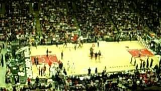 Chicago Bulls Vs Washington Wizards 04/24/05