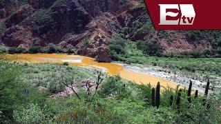 Suspendan actividades a Cananea por daño en Río Sonora: Permanente  / Nacional