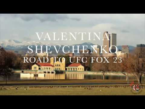 Valentina Shevchenko ( Валентина Шевченко ) Road to UFC Fox 23 Episode 2