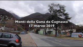 Monti della Gana da Cugnasco
