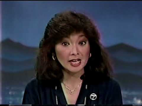 KABC-TV 11pm News, August 1984