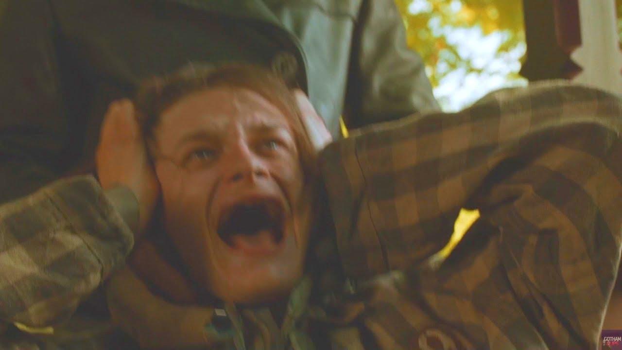 All Jonathan Crane Scenes Season 4 Ep 01 GOTHAM 1440p