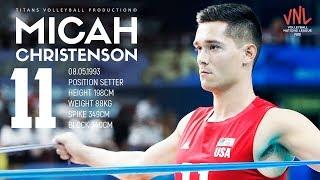 Micah Christenson | USA | Best Volleyball Setter