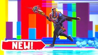 RAINBOW CROSSY ROAD | Fortnite: Creative With Code