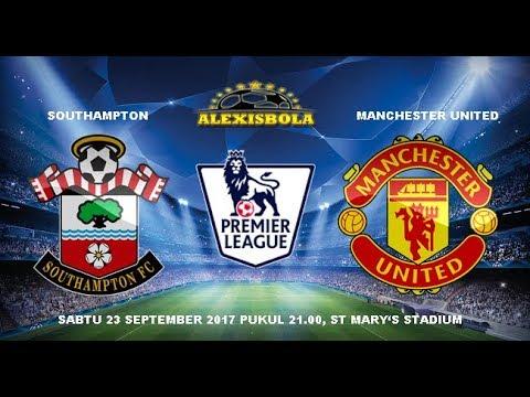 Prediksi Bola Southampton VS Manchester United 23 September 2017