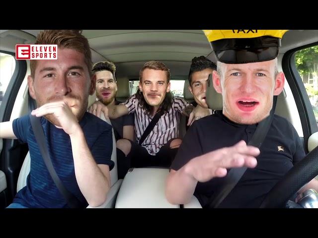 Arjen Robbens Fallen Star Taxi