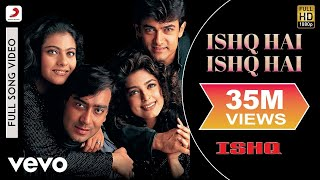 Download lagu Ishq - Ishq Hai Ishq Hai Video | Aamir Khan, Kajol, Ajay, Juhi