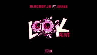 BlocBoy JB & Drake - Look Alive [BASS BOOSTED][HQ]