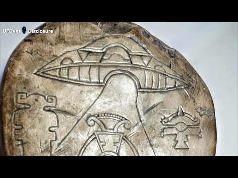 These ancient Aztec objects are proof of an extraterrestrial life?