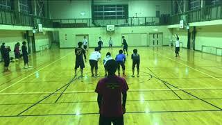 2018年1月28日 松阪SCreturns 練習②