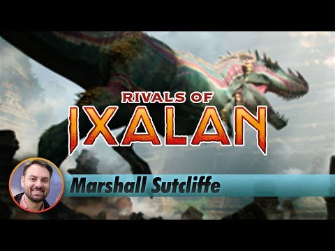 Rivals of Ixalan Draft | Channel Marshall