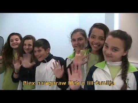 Naxxar Middle School - Christmas Around the World