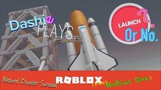 ins wasser lassen? oder Nr. - Naturkatastrophen-Überleben (Feat- Mobius One!) - Roblox | Dashie Plays