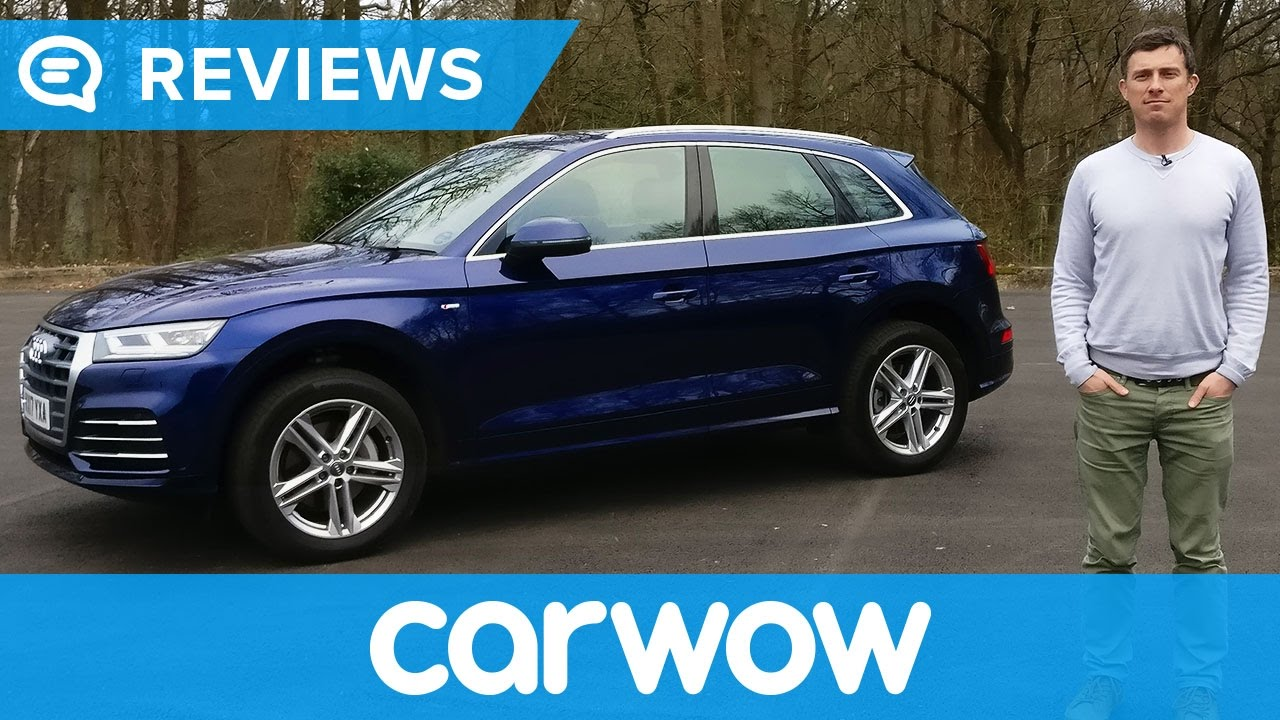 Audi Q SUV Indepth Review Mat Watson Reviews YouTube - Audi q5 review