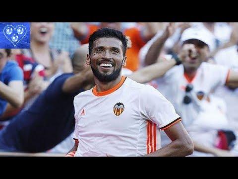 Ezequiel Garay Goals and Defending Skills 2016-2017 Valencia