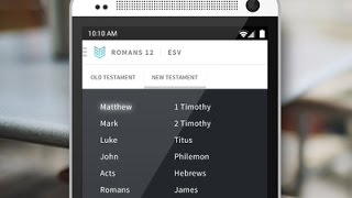 Best Bible Apps Android